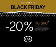 C&A akcija - Black Friday